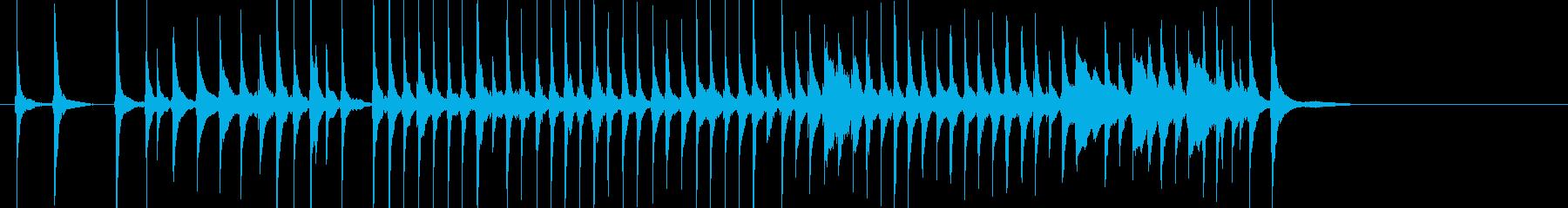 三味線87鷺娘19剣の山合生音歌舞伎妖怪の再生済みの波形