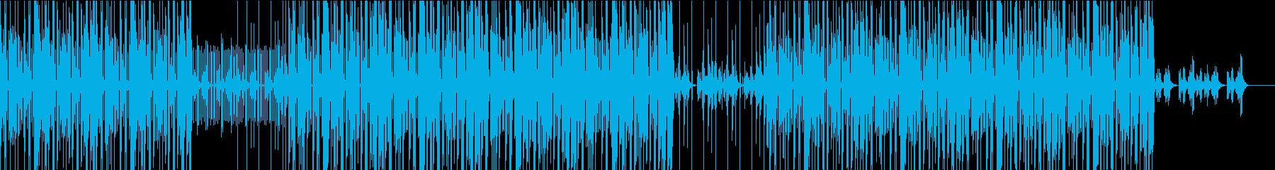 おしゃれ 可愛い チルトラップの再生済みの波形
