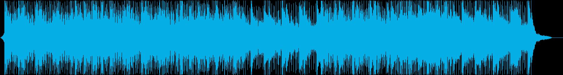 企業VPや映像に 爽やか疾走感(フル)の再生済みの波形