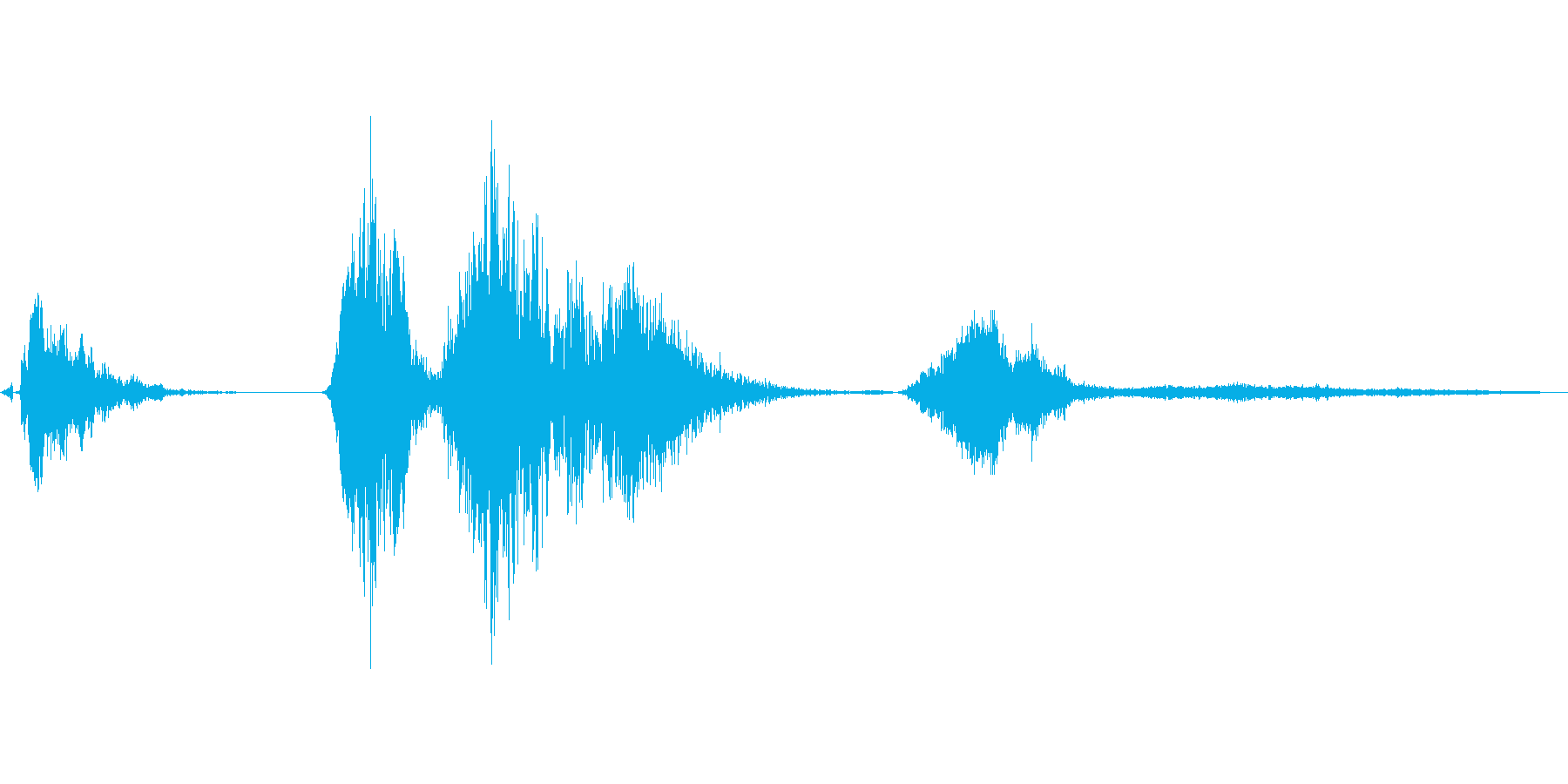 リキッドプレデター、メタルベンドシ...の再生済みの波形