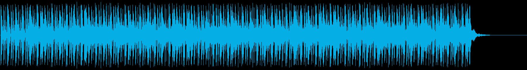 ジャングルでのワンシーンをイメージ。の再生済みの波形