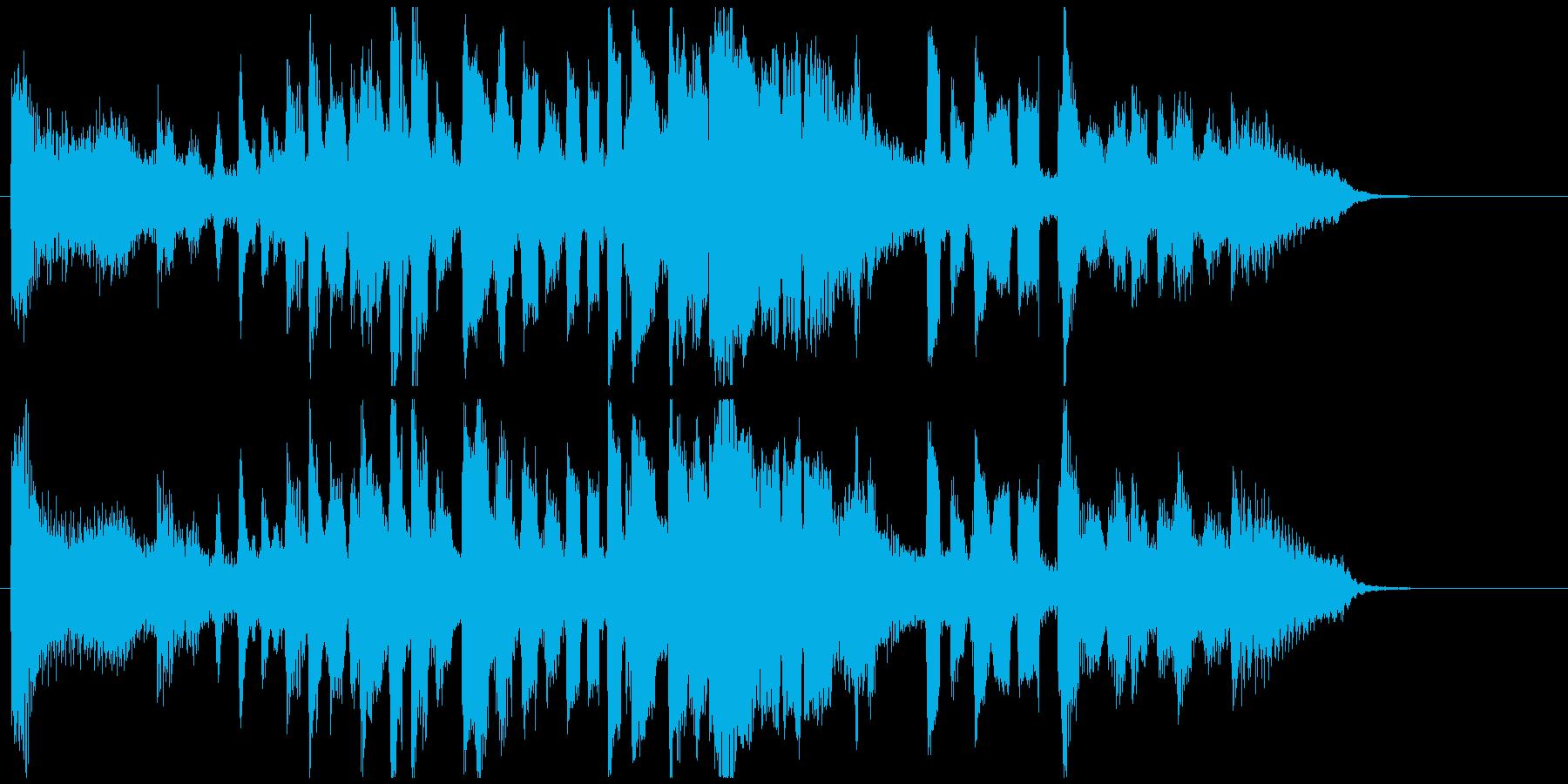 ワインと夜景な雰囲気◆CM系15秒ジャズの再生済みの波形
