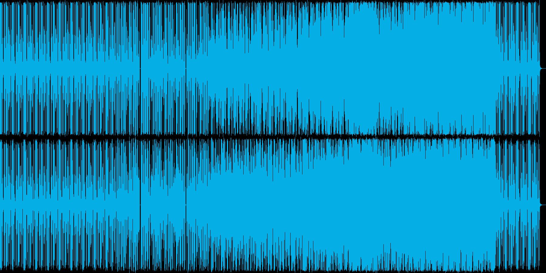 【ドラム抜き】ピアノとドラムを主体としたの再生済みの波形