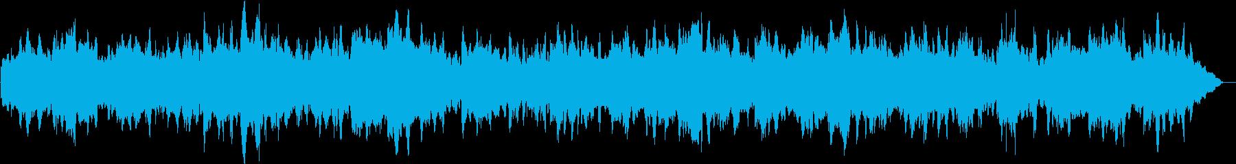 切ないパッヘルベルのカノン卒業BGM等にの再生済みの波形