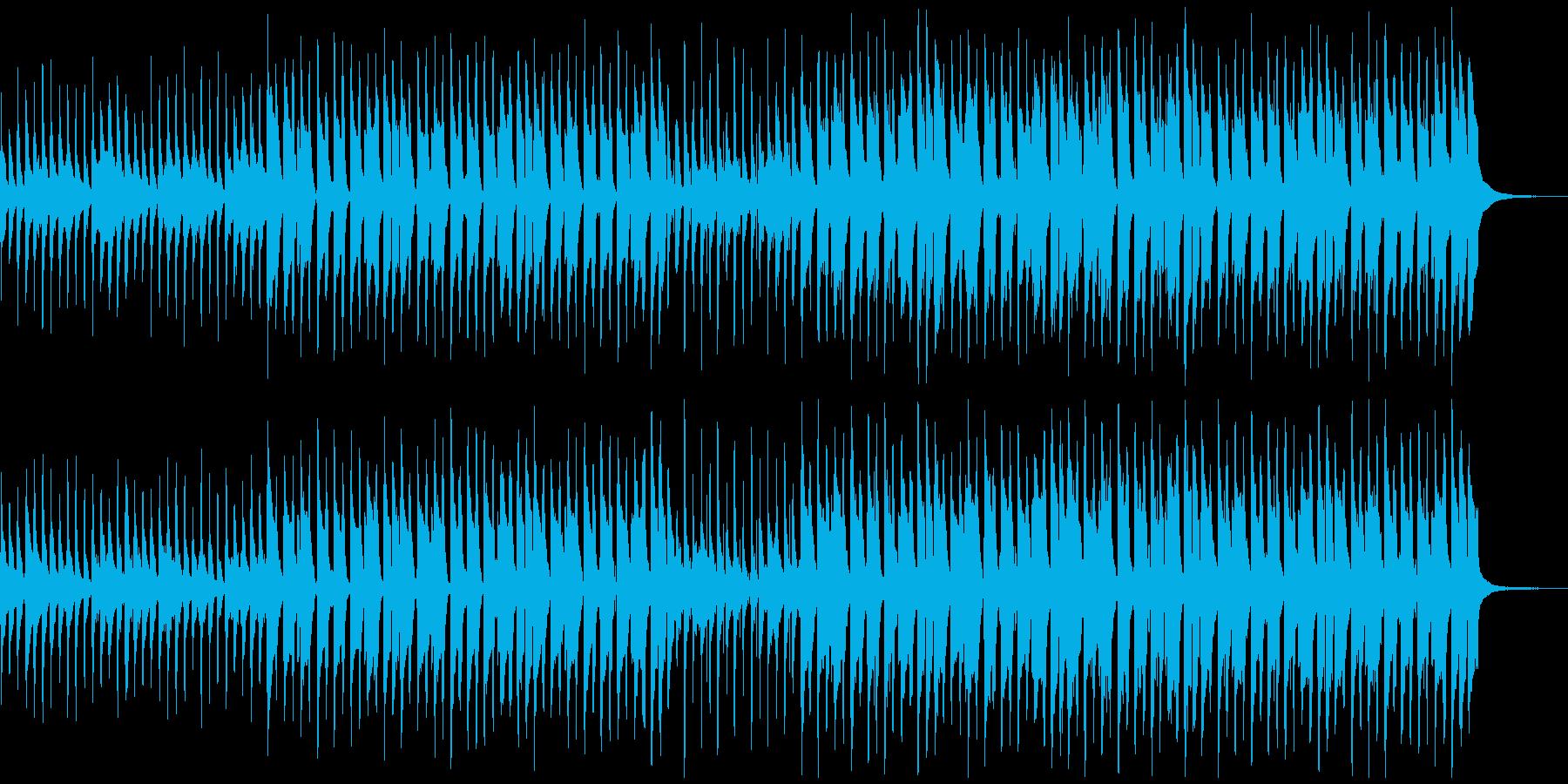ポップ ロック 民謡 ほのぼの 幸...の再生済みの波形