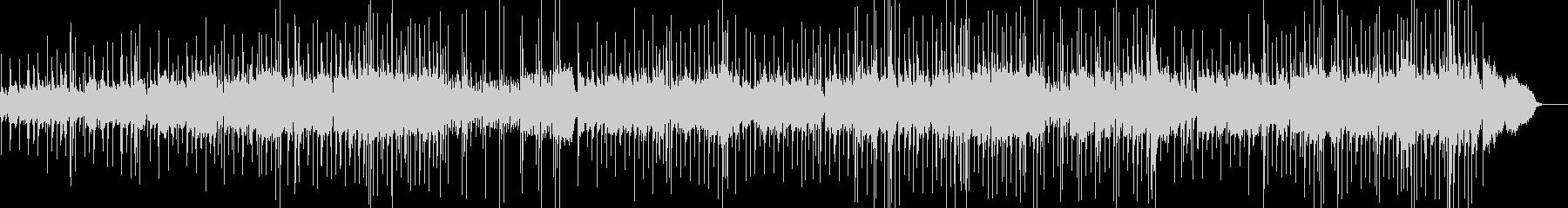 ソプラノサックスのメロディが綺麗バラードの未再生の波形