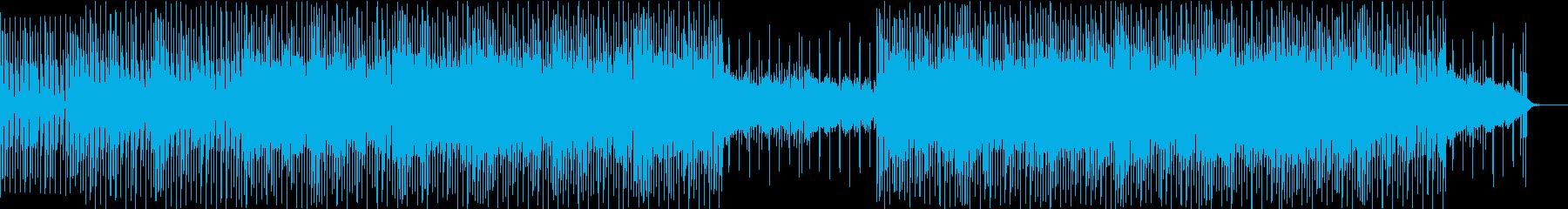 エレガントなシーンや場所で使えるジャズ2の再生済みの波形