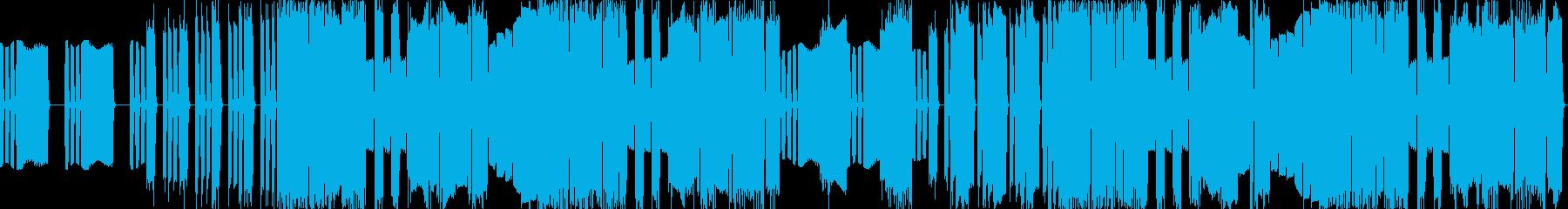メンデルスゾーンの結婚行進曲の冒頭をレ…の再生済みの波形