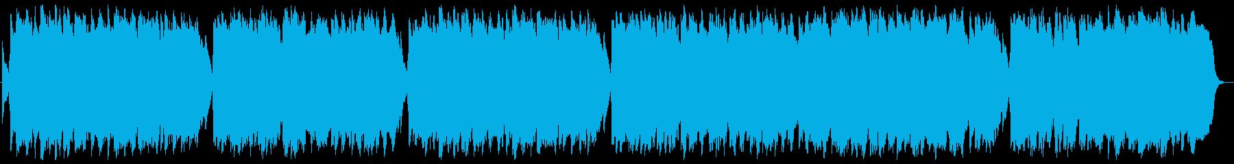 もみの木 オルゴール&Str.の再生済みの波形