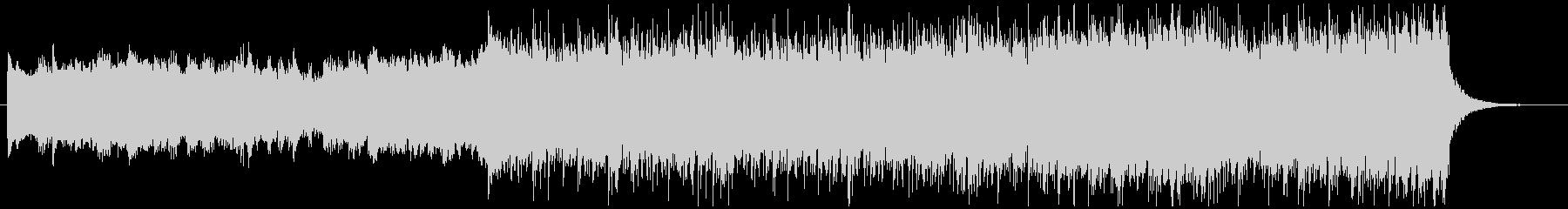 ハイブリッドシネマティック/インサートの未再生の波形