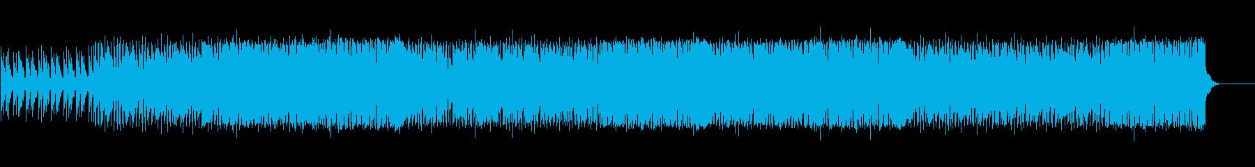 ポップ、70年代。の再生済みの波形