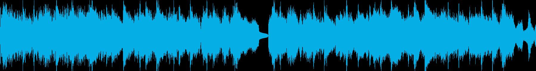 からくりピエロ アコーディオン 機械仕掛の再生済みの波形