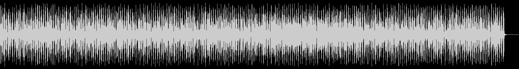 陽気でほのぼのアコーディオンジャズの未再生の波形