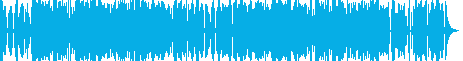 儚いおしゃれなボサノヴァ(Key +2)の再生済みの波形
