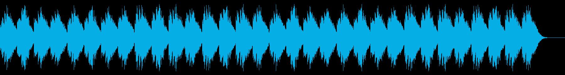 静寂ストリングス&エレクトロニカ(劇伴)の再生済みの波形