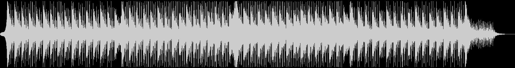 Gerberaの未再生の波形
