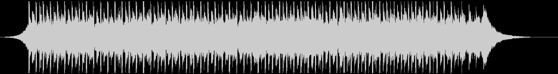 コーポレートスタートアップ(40秒)の未再生の波形