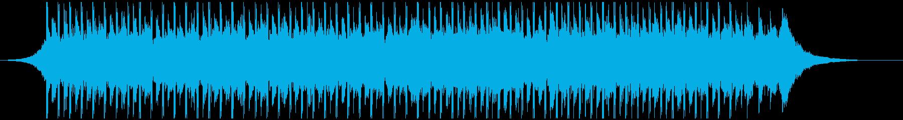 コーポレートスタートアップ(40秒)の再生済みの波形