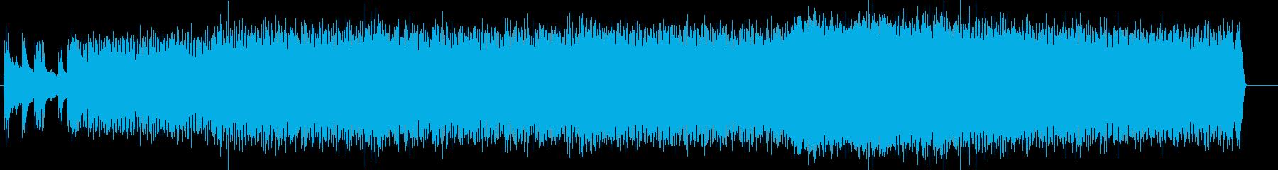 AIR BATTLE/エアー・バトルの再生済みの波形