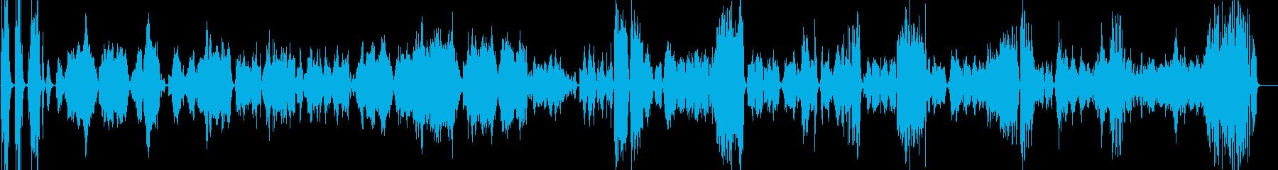 クラシック 感情的 静か 楽しげ ...の再生済みの波形
