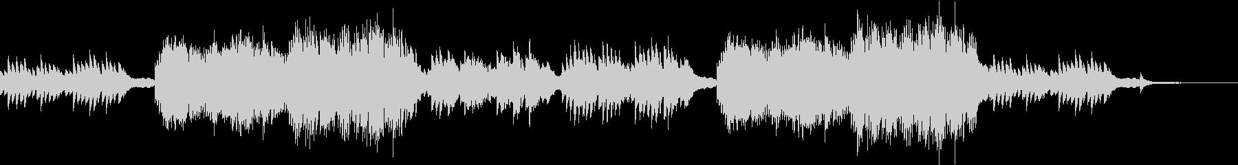 クラシック交響曲 憂鬱 悲しい ピ...の未再生の波形
