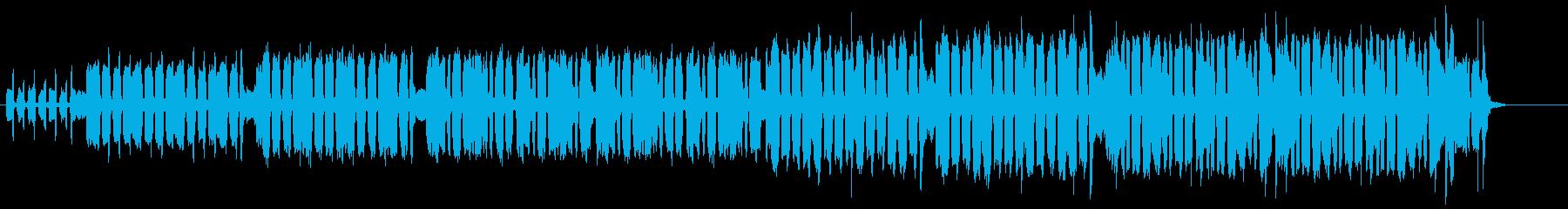 アコーディオンとフルートのかわいいケルトの再生済みの波形
