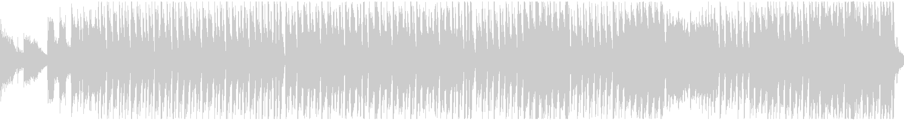 Pop Halloween song (loop)'s unreproduced waveform