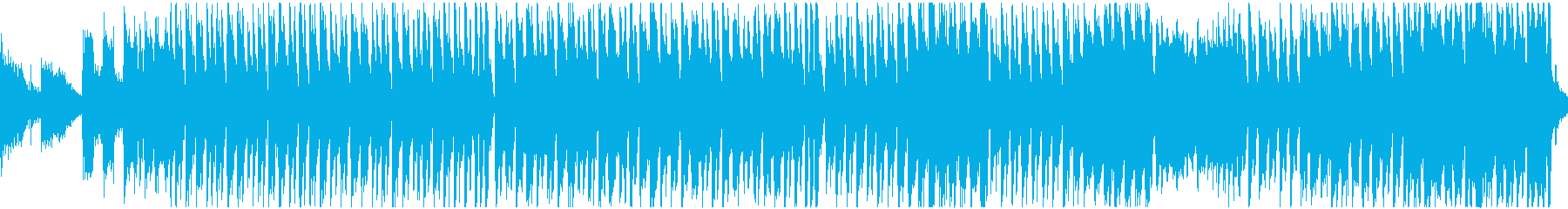 Pop Halloween song (loop)'s reproduced waveform