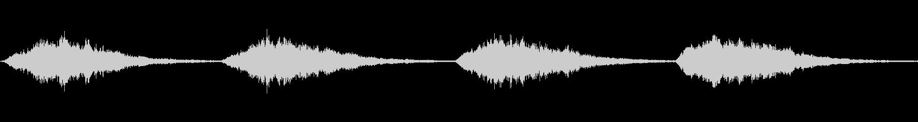 ワイルドなパノラマの景色に浮かぶ、...の未再生の波形