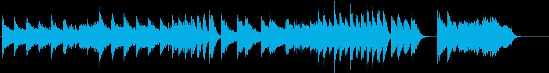 「花のワルツ」クラシックピアノジングルFの再生済みの波形