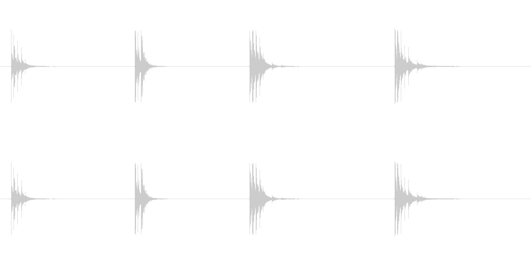Flexitone:ハードボーイン...の未再生の波形
