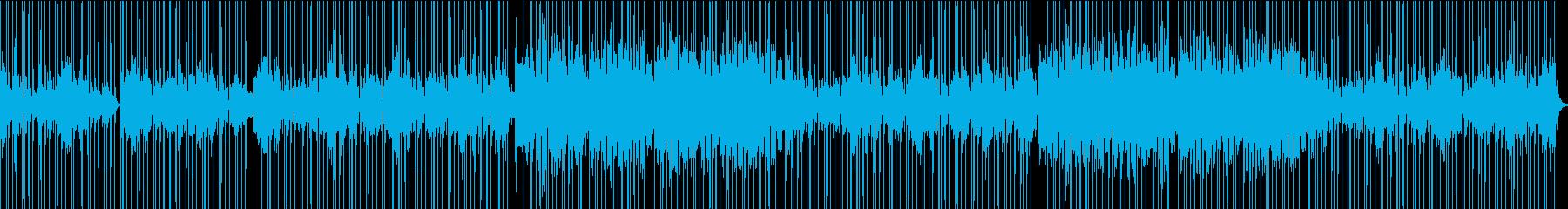 ヒップホップにインスパイアされたイ...の再生済みの波形