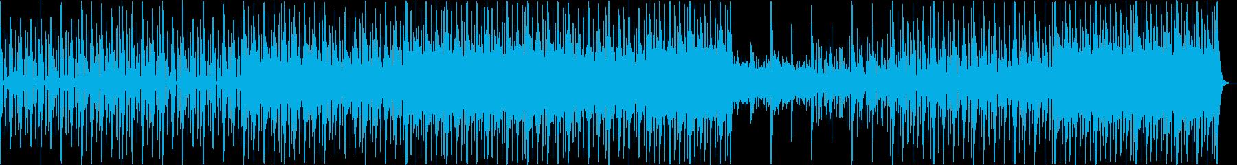ギターの旋律がアンビエントな場面を演出の再生済みの波形