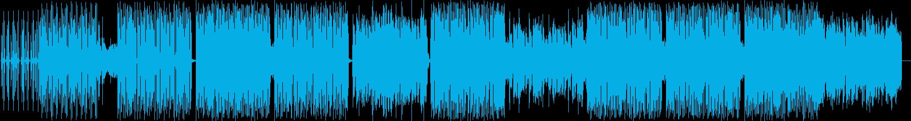 フュージョン 技術的な エスニック...の再生済みの波形
