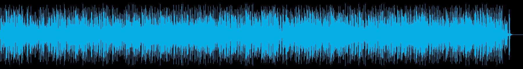 軽快で陽気なジプシージャズでスワニー河の再生済みの波形