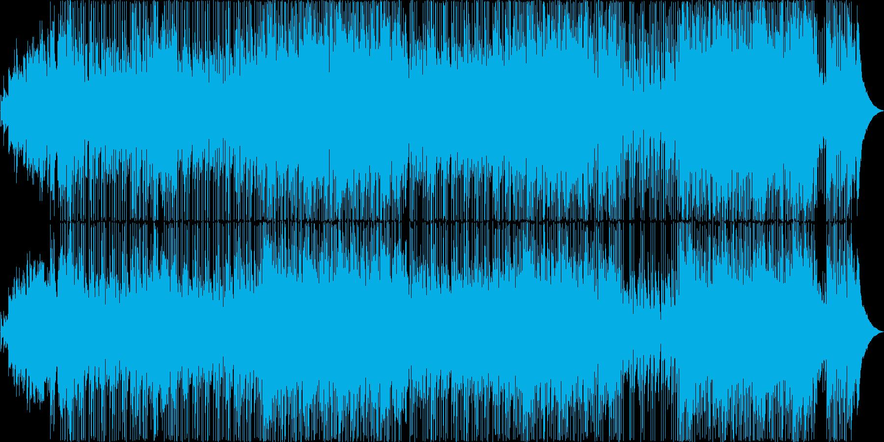 ラウンジ、メロディック。ゆっくりだ...の再生済みの波形