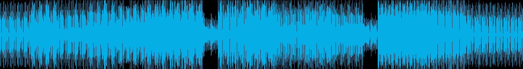 EDM-エレクトロ。深夜のセクシー...の再生済みの波形