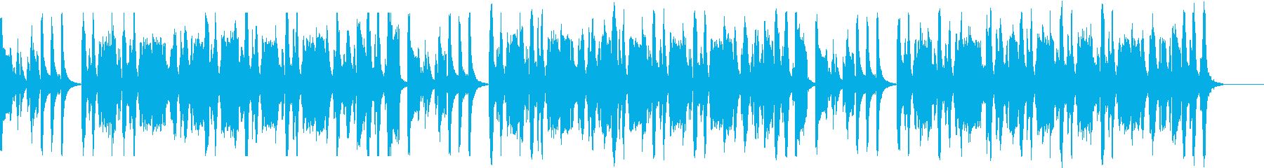 お座敷遊び歌 菊の花の替え歌の再生済みの波形