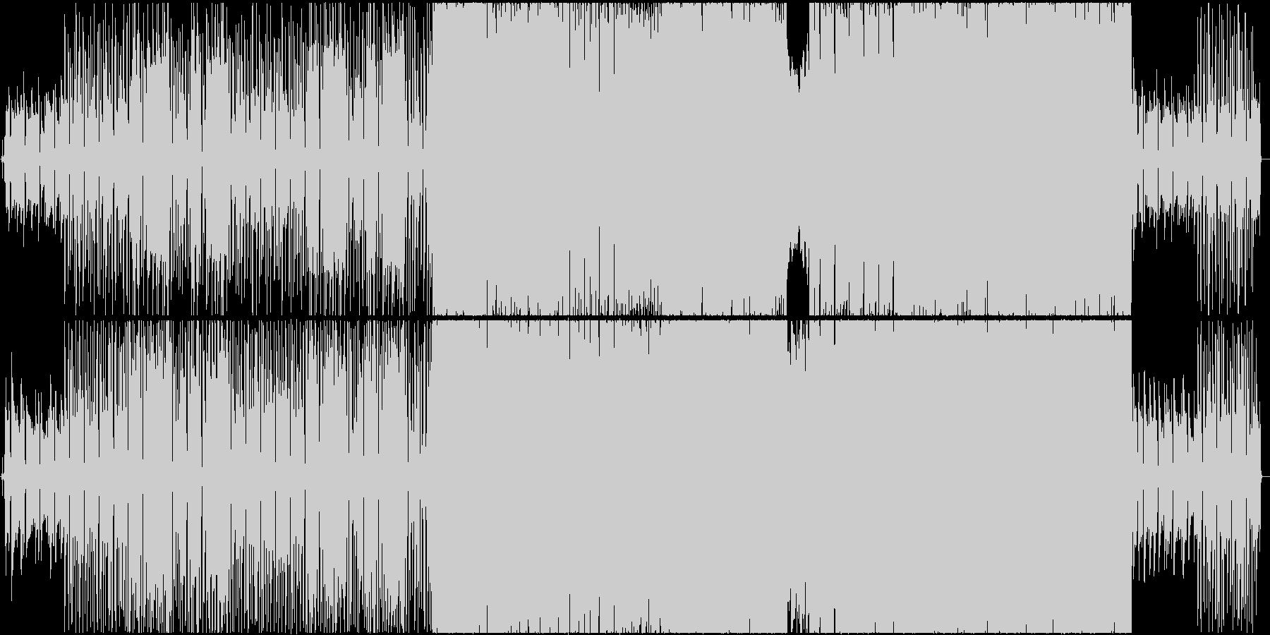【生演奏】ミディアムテンポの切ないロックの未再生の波形