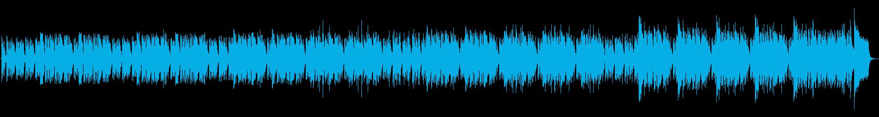 がんばって働く人のお仕事BGMの再生済みの波形