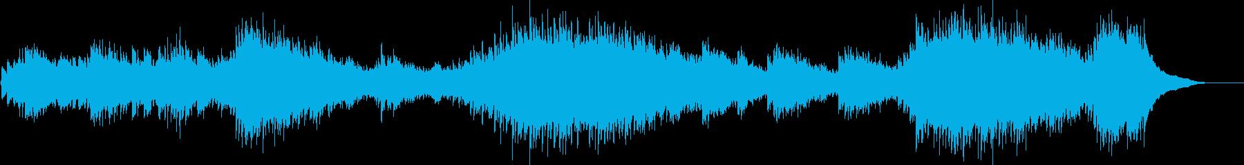 歩くスピードのほんわか&かわいいピアノの再生済みの波形