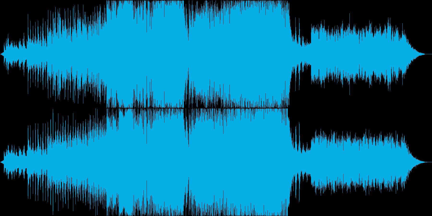 人気超豪華Xmasメドレー ギター生演奏の再生済みの波形