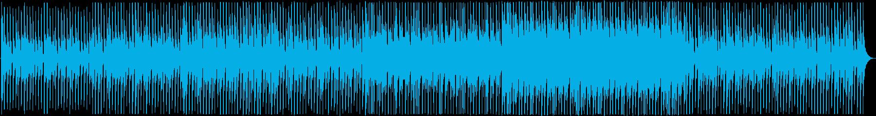 攻撃。ロックとエレトロ。速い。の再生済みの波形