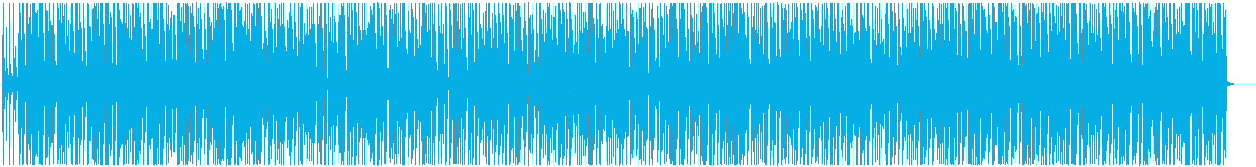 レゲエ   夏の爽やかな風の再生済みの波形