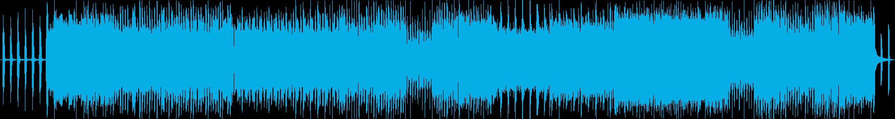 サン=サーンス「死の舞踏」ロックアレンジの再生済みの波形