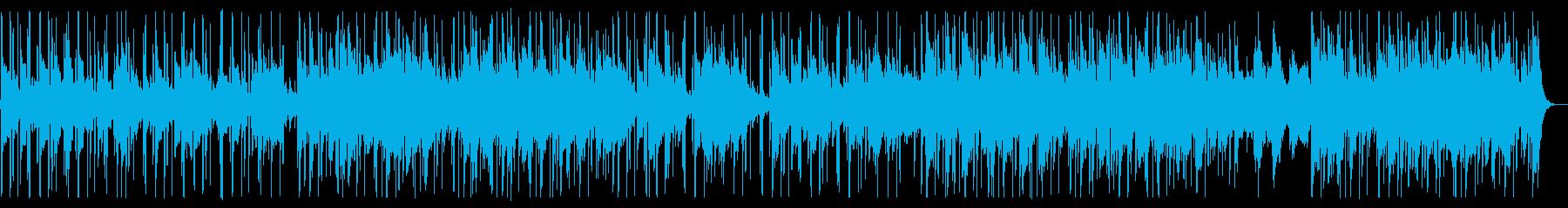 落ち着き/チル/生演奏_No609_1の再生済みの波形