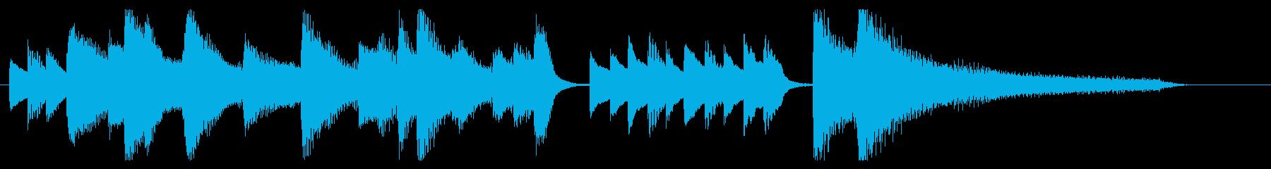 【休日はまったり1】の再生済みの波形