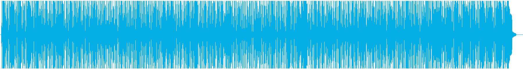 穏やかなのにファンキーなソウル・R&Bの再生済みの波形