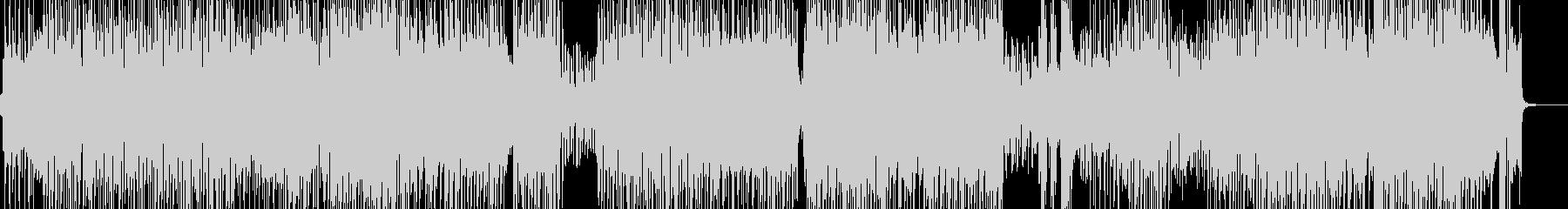 パステル調・少女風メルヘンロック Bの未再生の波形