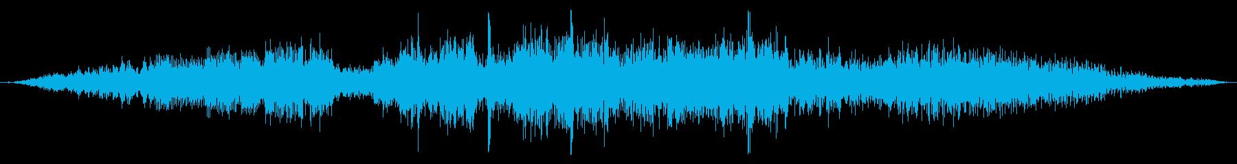 【F1】超ド迫力のF1エンジン効果音6!の再生済みの波形